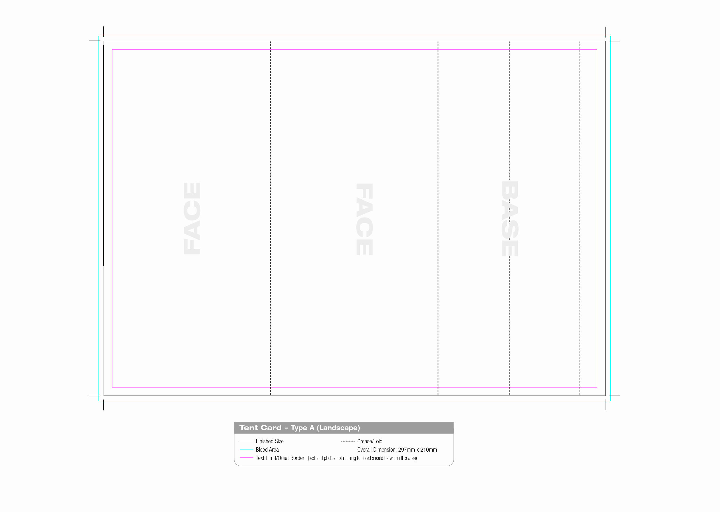 Table Tent Template Word New Tent Card Template