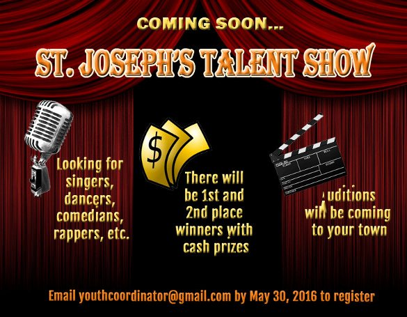 Talent Show Flyer Template Awesome 12 Talent Show Flyer Templates