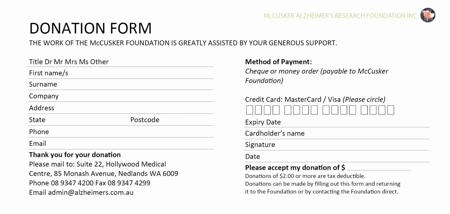 Tax Donation form Template Inspirational Goodwill Donation Checklist
