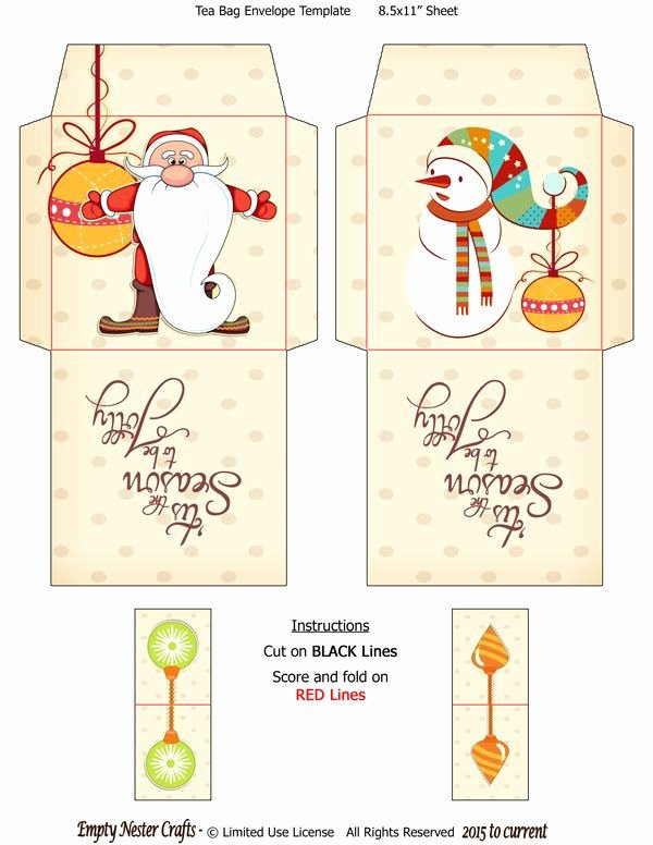 Tea Bag Tags Template Unique 183 Best Tea Bag Printables Images On Pinterest