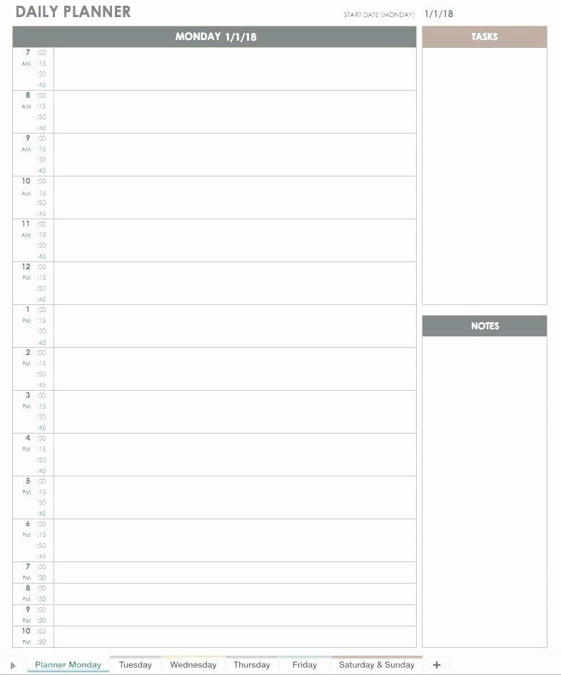 Teacher Daily Schedule Template New Blank Daily Schedule Template for Teachers Editable School