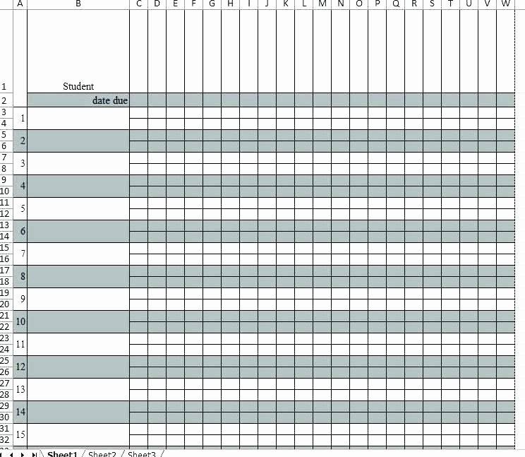 Teacher Grade Book Template Fresh Gradebook Template Pdf Filename