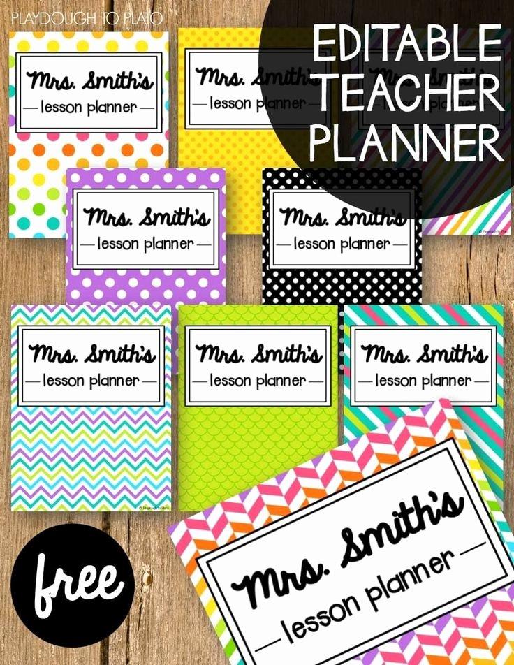 Teachers Planning Book Template Elegant Best 25 Lesson Plan Books Ideas On Pinterest