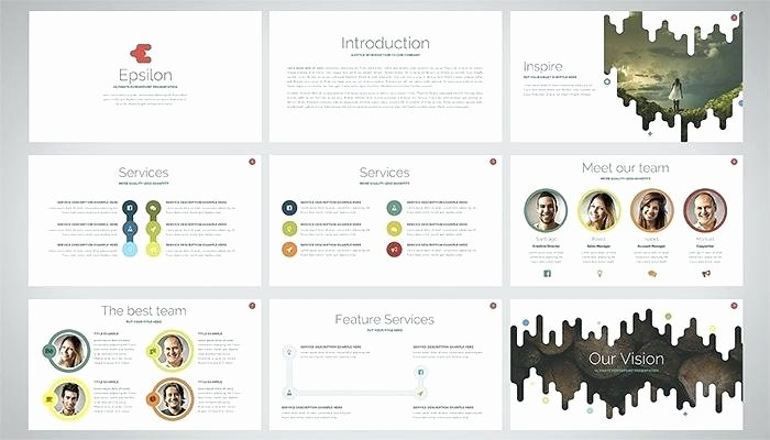 Team Introduction Ppt Template New Pany Profile Template Slide 2 Team Powerpoint Free Ppt