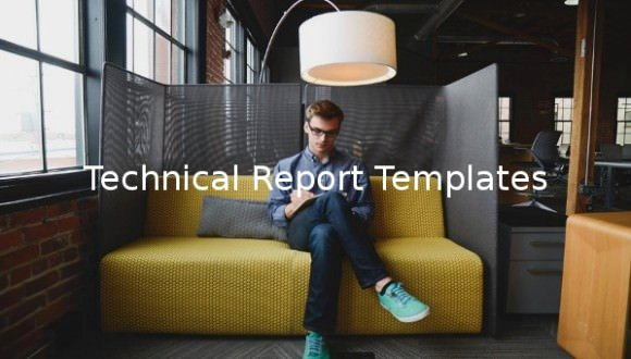 Technical Report Template Word Fresh Technical Report Template 8 Free Word Pdf Documents