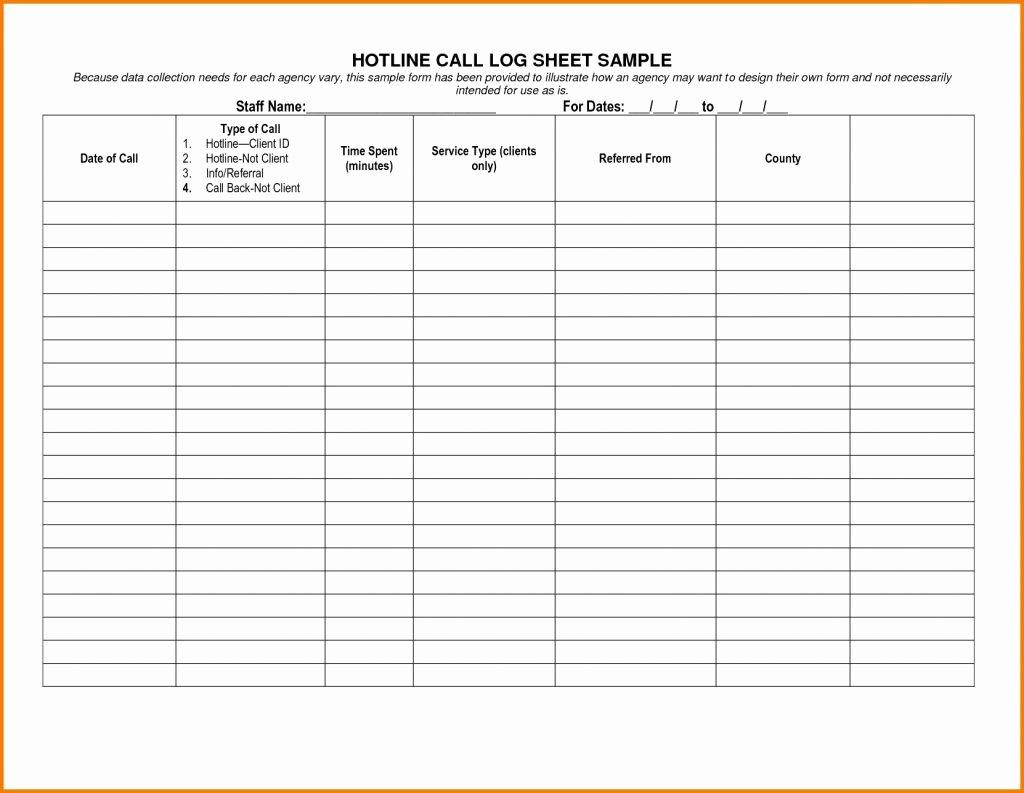 Temperature Log Template Excel Beautiful Sales Call Log Sheet Maggi Locustdesign Co Template for