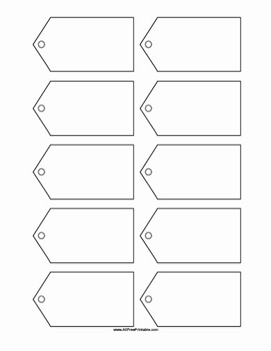 Template for Gift Tags Lovely Best 25 Gift Tag Templates Ideas On Pinterest