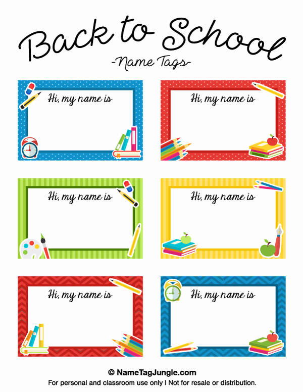 Template for Name Tags Fresh Pin by Muse Printables On Name Tags at Nametagjungle
