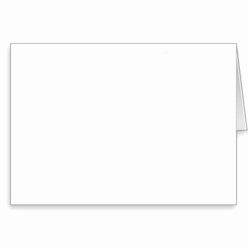 Template for Note Cards Unique Microsoft Blank Greeting Card Template