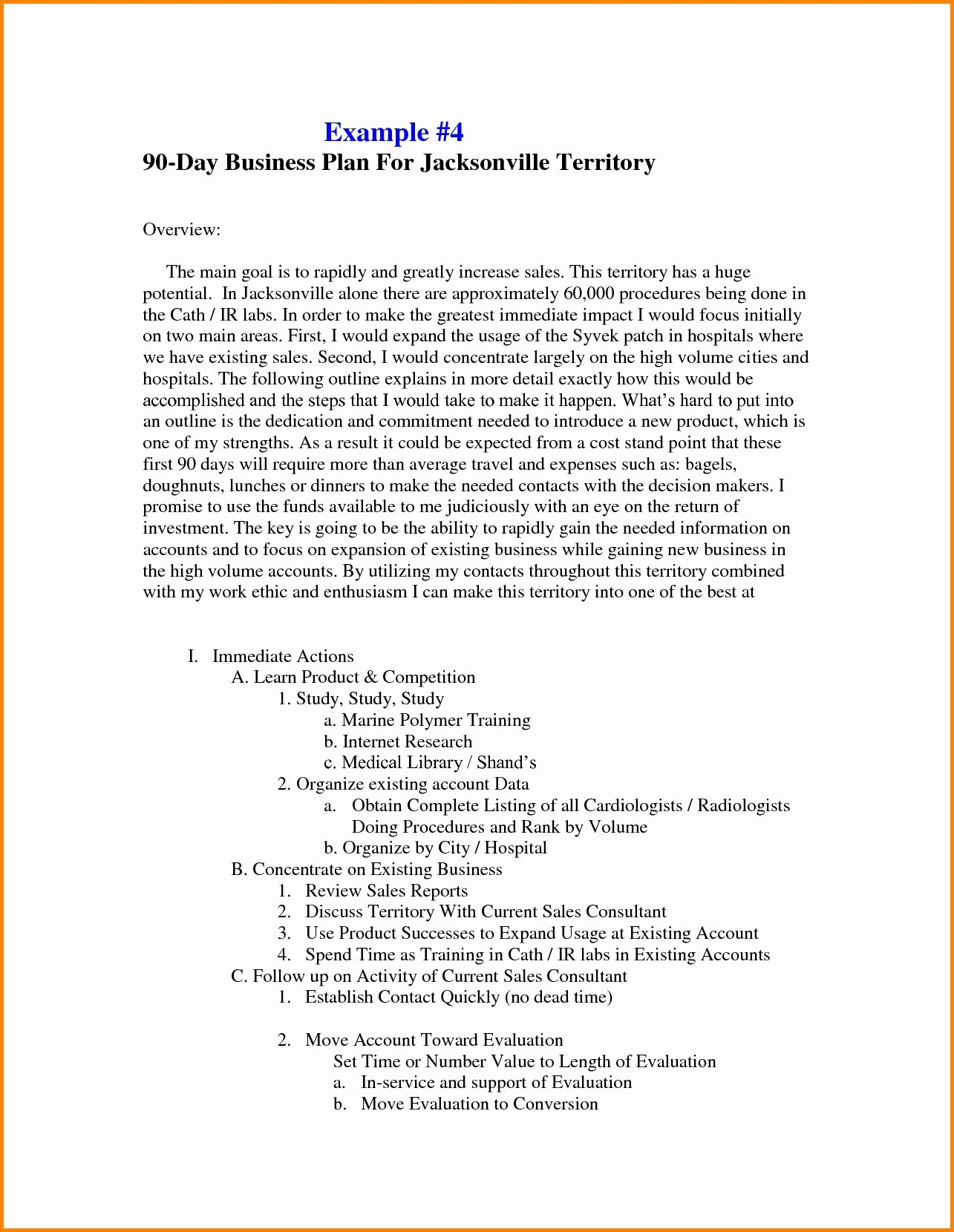 Territory Sales Plan Template Fresh Sales Business Plan Template Free Best solutions