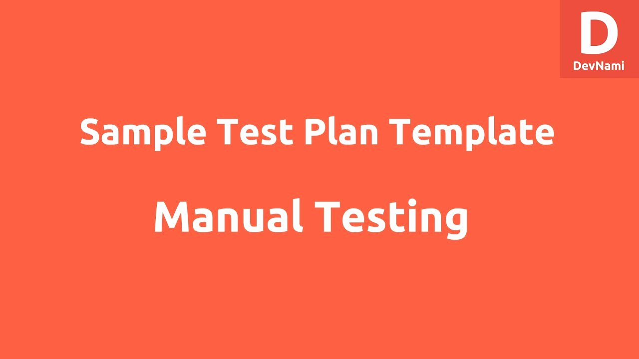 Test Plan Template Excel Awesome Sample Test Plan Template Excel