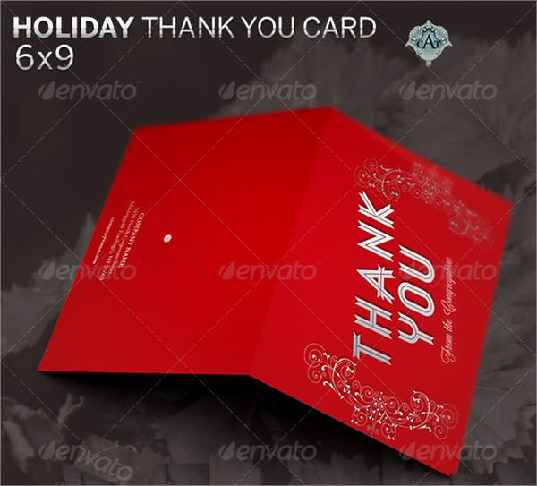 Thank You Postcard Template Fresh 23 Printable Thank You Card Templates to Download