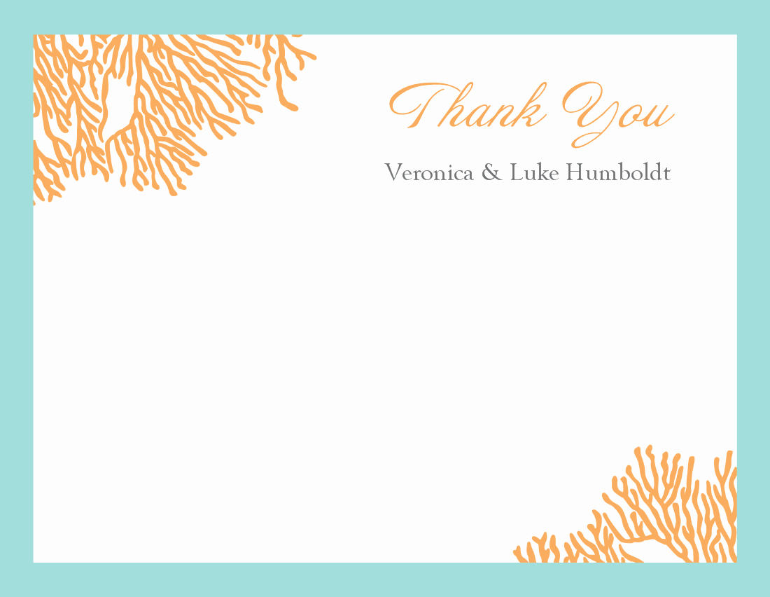 Thank You Postcard Template Inspirational Thank You Template