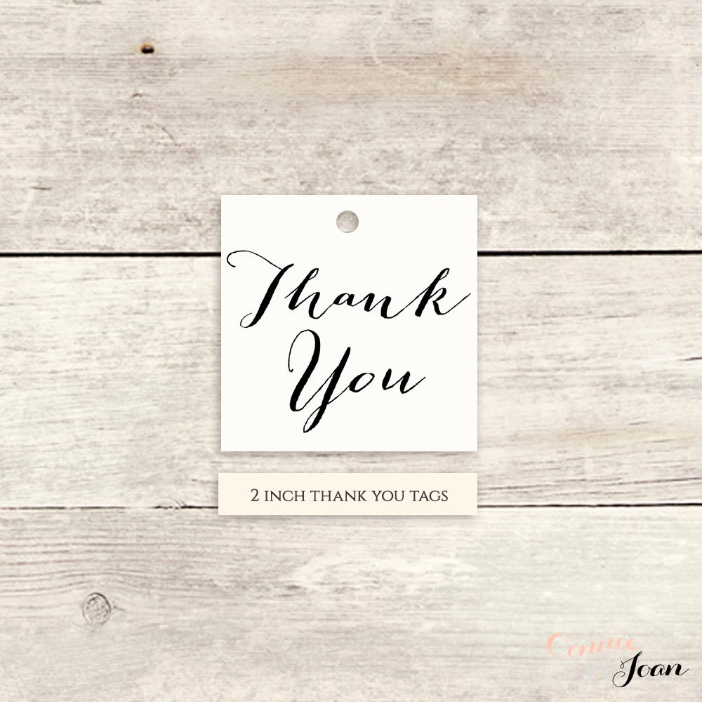 Thank You Tag Template Beautiful Thank You Tags Printable Template Thank You Printable Tags