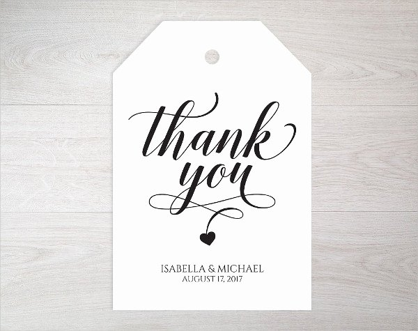 Thank You Tag Template Inspirational 49 Tag Templates Free Psd Ai Eps Vector format Download