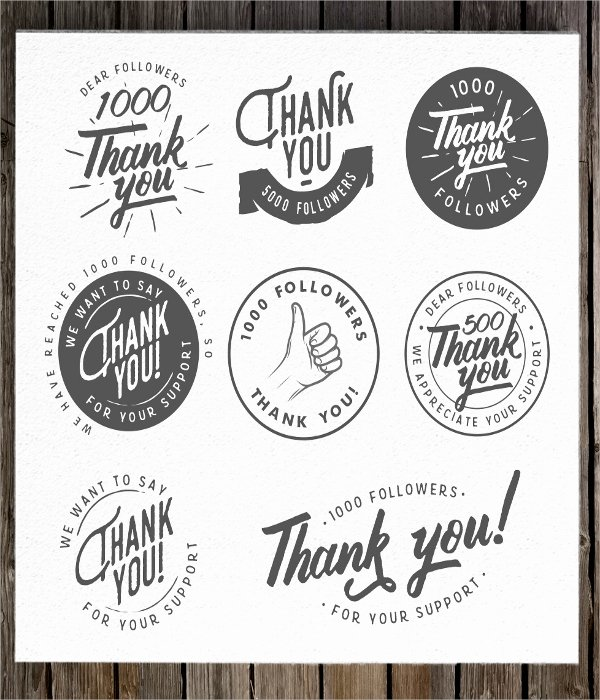 Thank You Tag Template Lovely 20 Label Templates