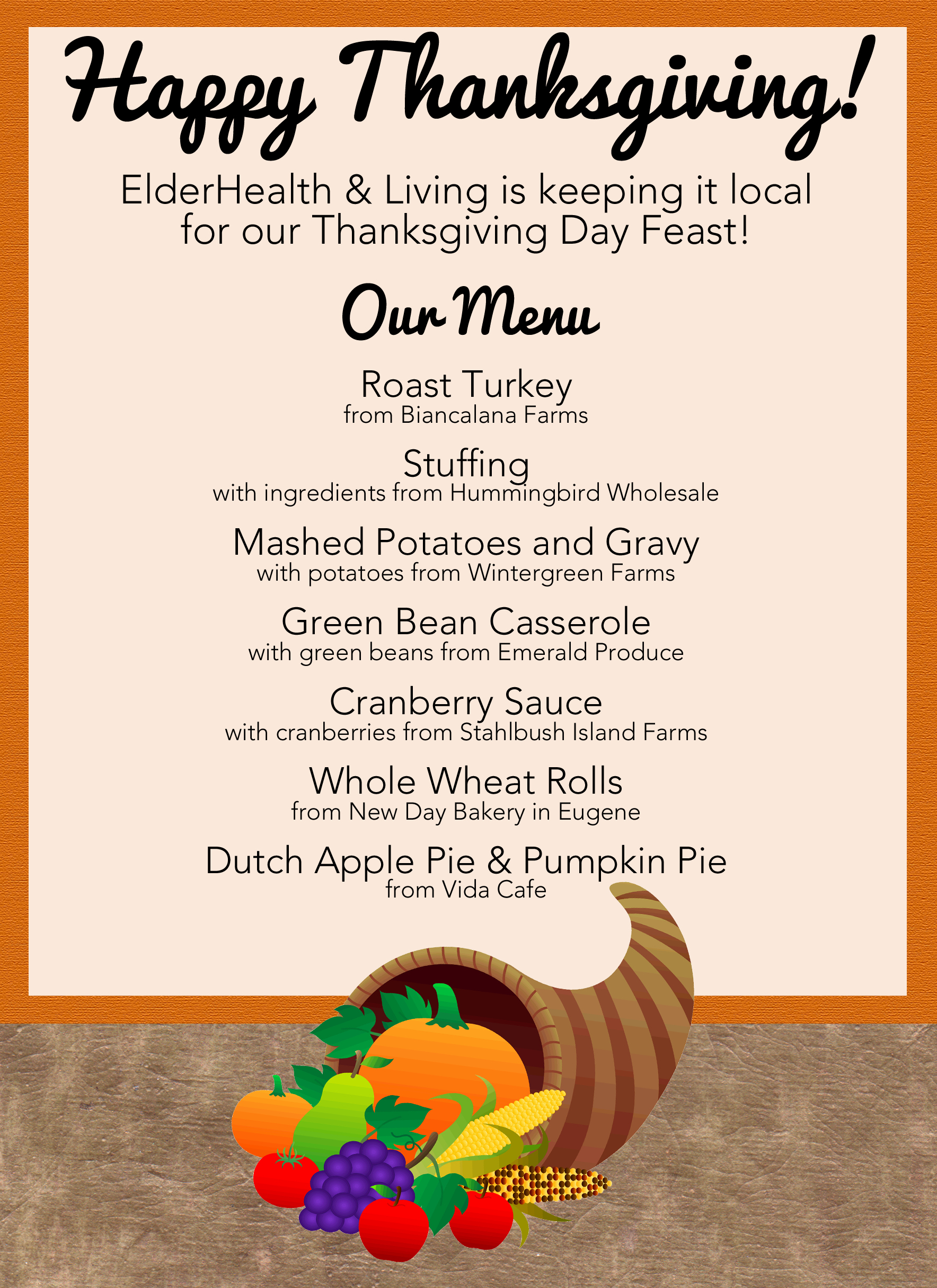 Thanksgiving Dinner Menu Template Beautiful Menu Design Category Page 1 Jemome