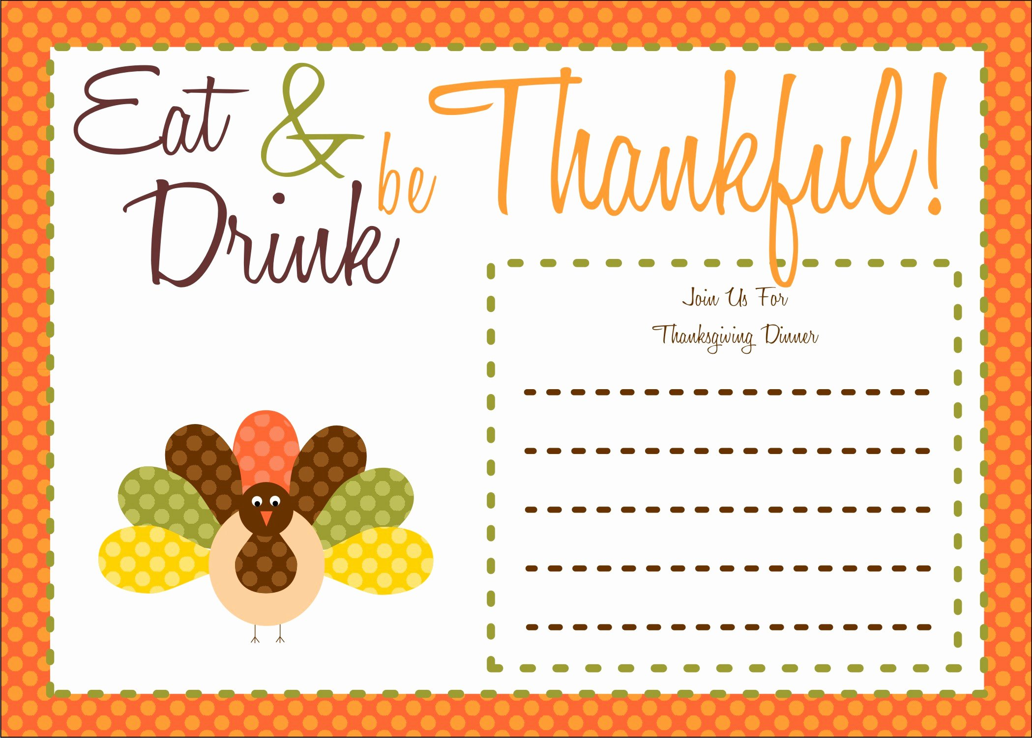 Thanksgiving Flyer Template Free Fresh Printable Thanksgiving Menu Templates for Free – Happy