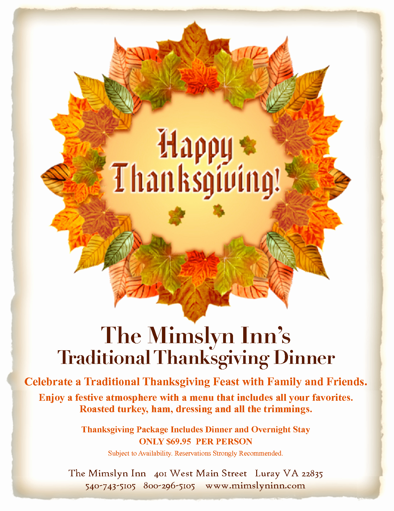 Thanksgiving Flyer Template Free Luxury 10 Best Of Free Printable Thanksgiving Flyer