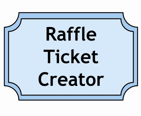 Ticket Template for Word Awesome Buy A Raffle Ticket and Support Nyles Johnson S Graduation