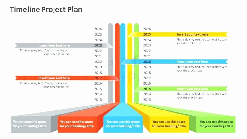 timeline template for mac