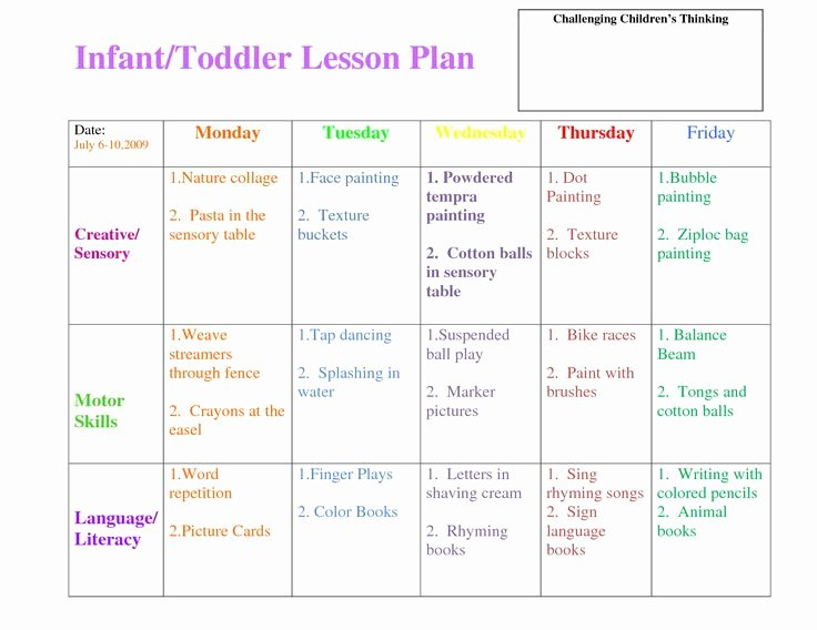 Toddler Lesson Plan Template Best Of Best 25 toddler Lesson Plans Ideas On Pinterest