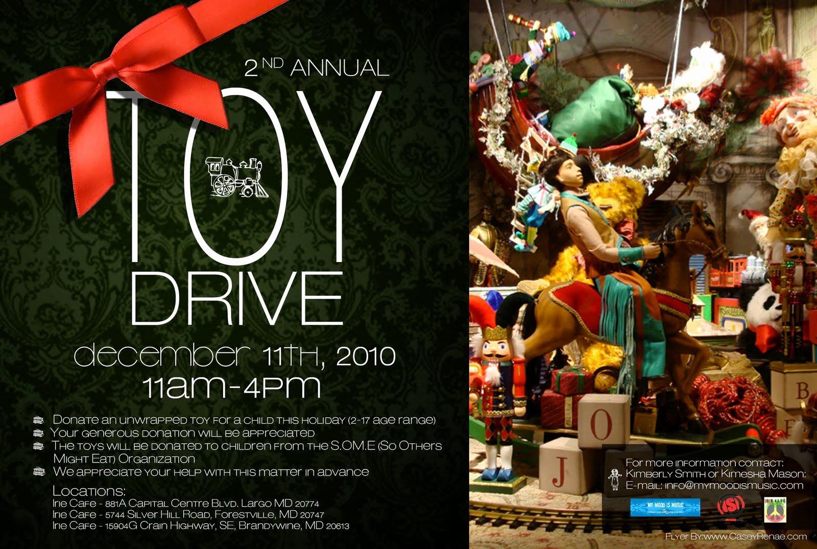 Toy Drive Flyer Template Luxury Designers Plex toy Drive Flyer