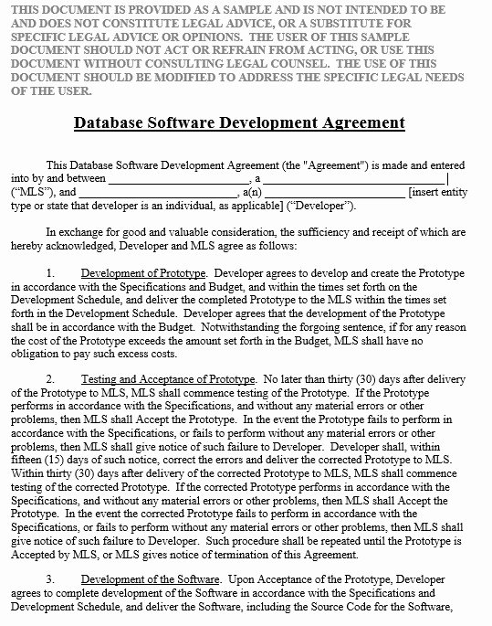 Trademark License Agreement Template Fresh 17 Free Trademark License Agreement Templates for software