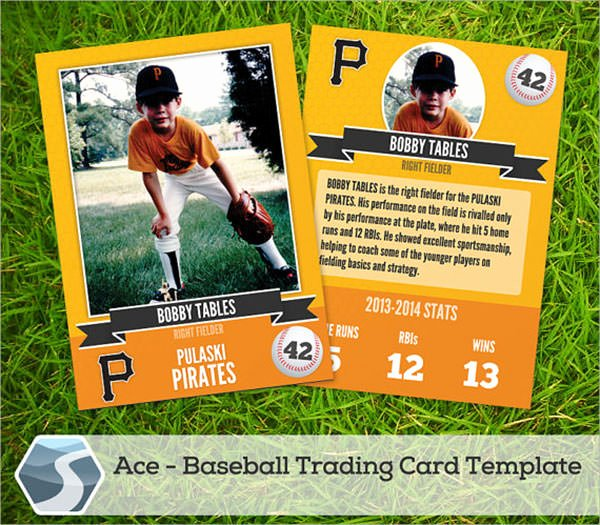 Trading Card Game Template Elegant 8 Sample Trading Card Templates