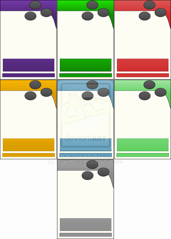 Trading Card Game Template Fresh Tcg Templates