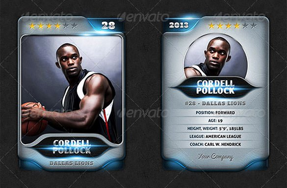 Trading Card Game Template New 83 Card Templates Doc Excel Ppt Pdf Psd Ai Eps