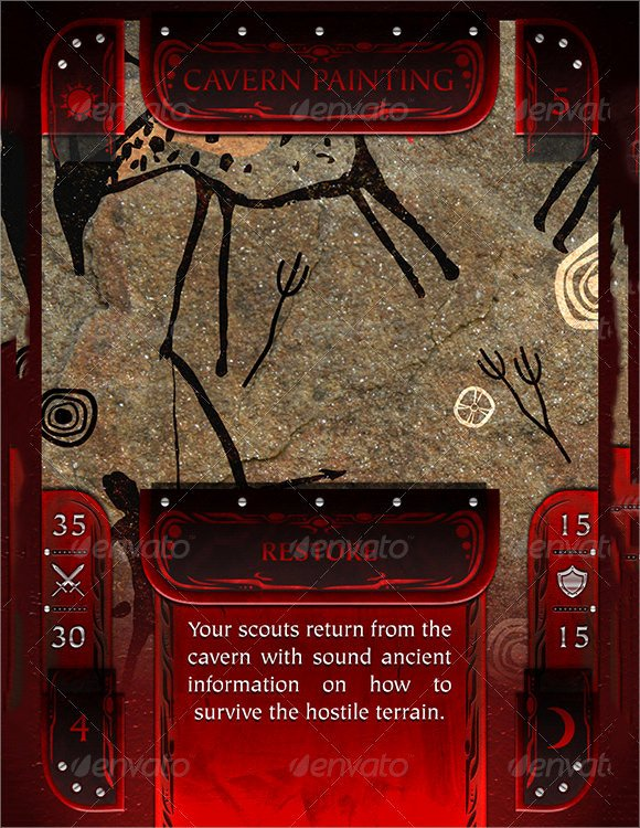 Trading Card Game Template New 9 Trading Card Templates – Free Samples Examples