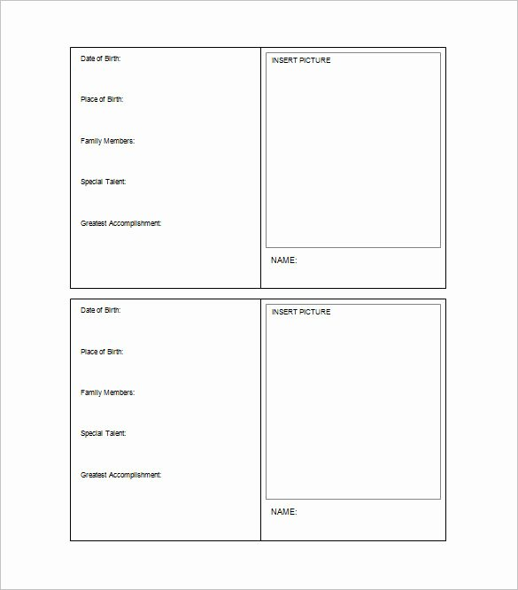 Trading Card Template Free Elegant 33 Trading Card Template Word Pdf Psd Eps