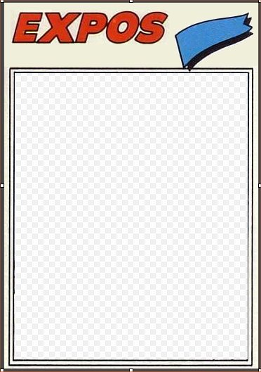 Trading Card Template Photoshop Awesome 12 topps Baseball Card Template Shop Psd