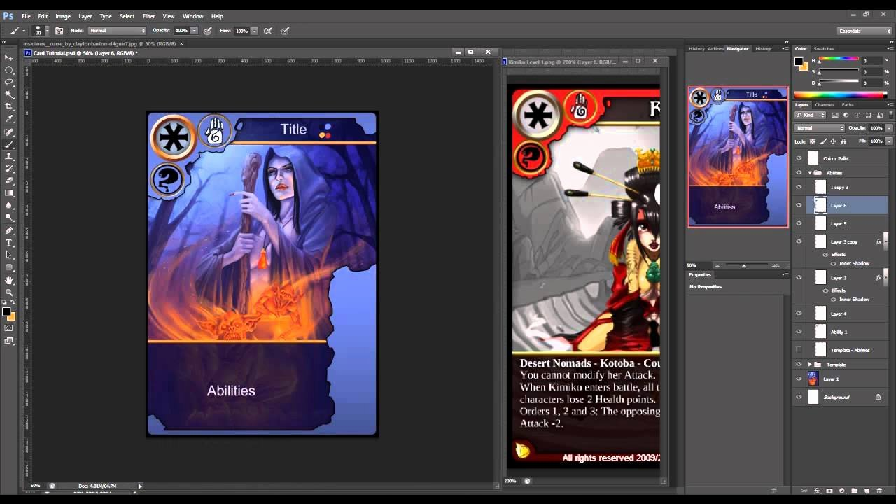 Trading Card Template Photoshop Best Of How to Create Trading Cards In Shop