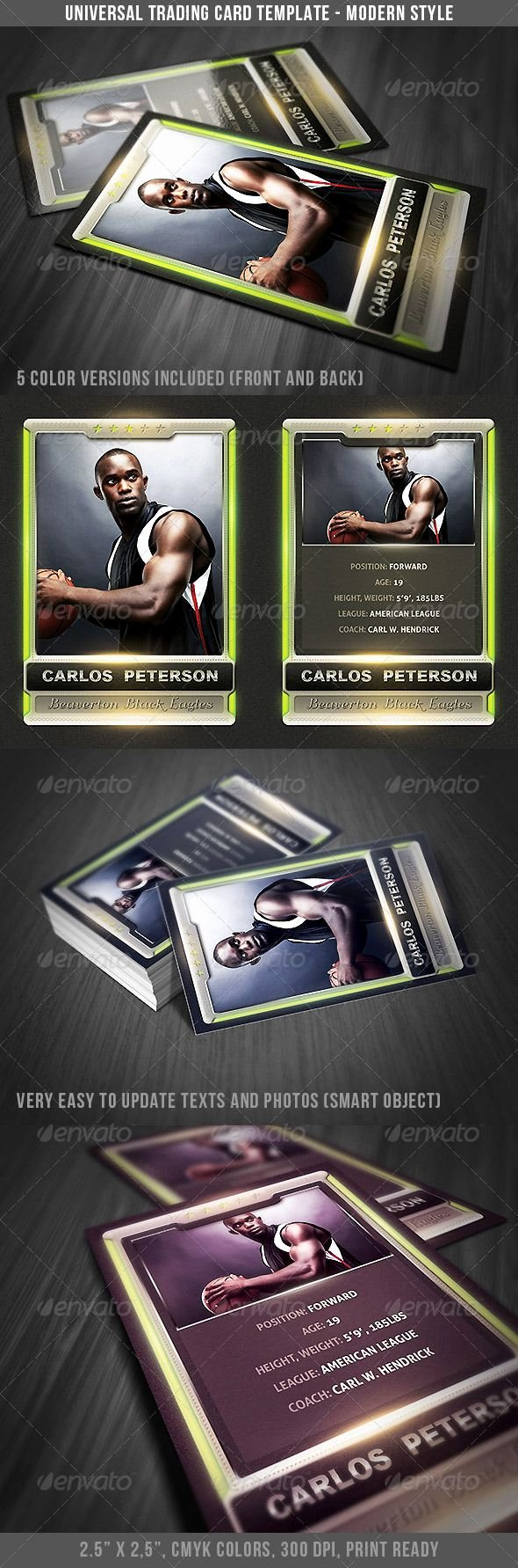 Trading Card Template Photoshop Inspirational Best 25 Trading Card Template Ideas On Pinterest