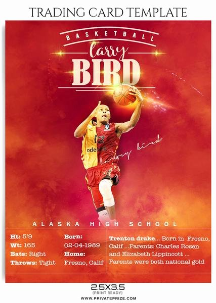 Trading Card Template Photoshop Lovely Sports Trading Card Graphy Templates