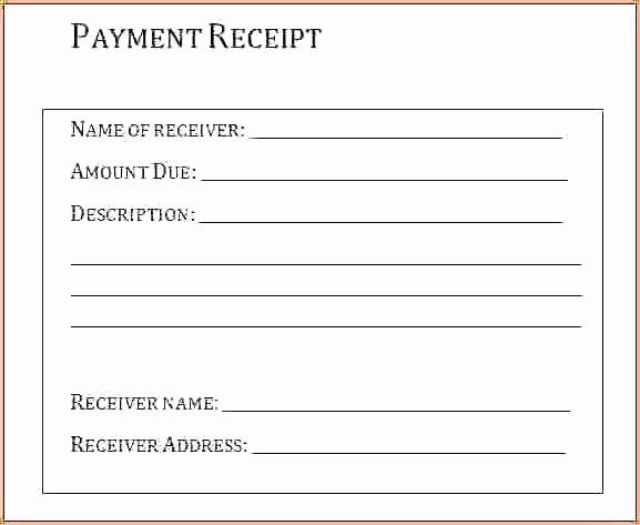 Training Acknowledgement form Template Best Of Employee Handbook Receipt form Business forms Employee