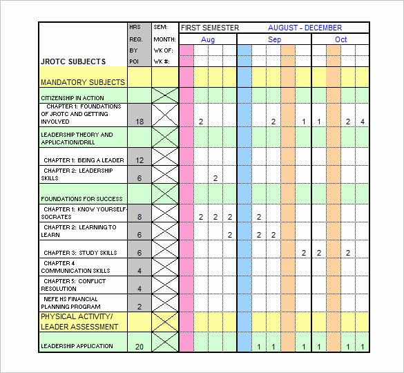 Training Matrix Template Excel Beautiful Training Schedule Template 7 Free Sample Example