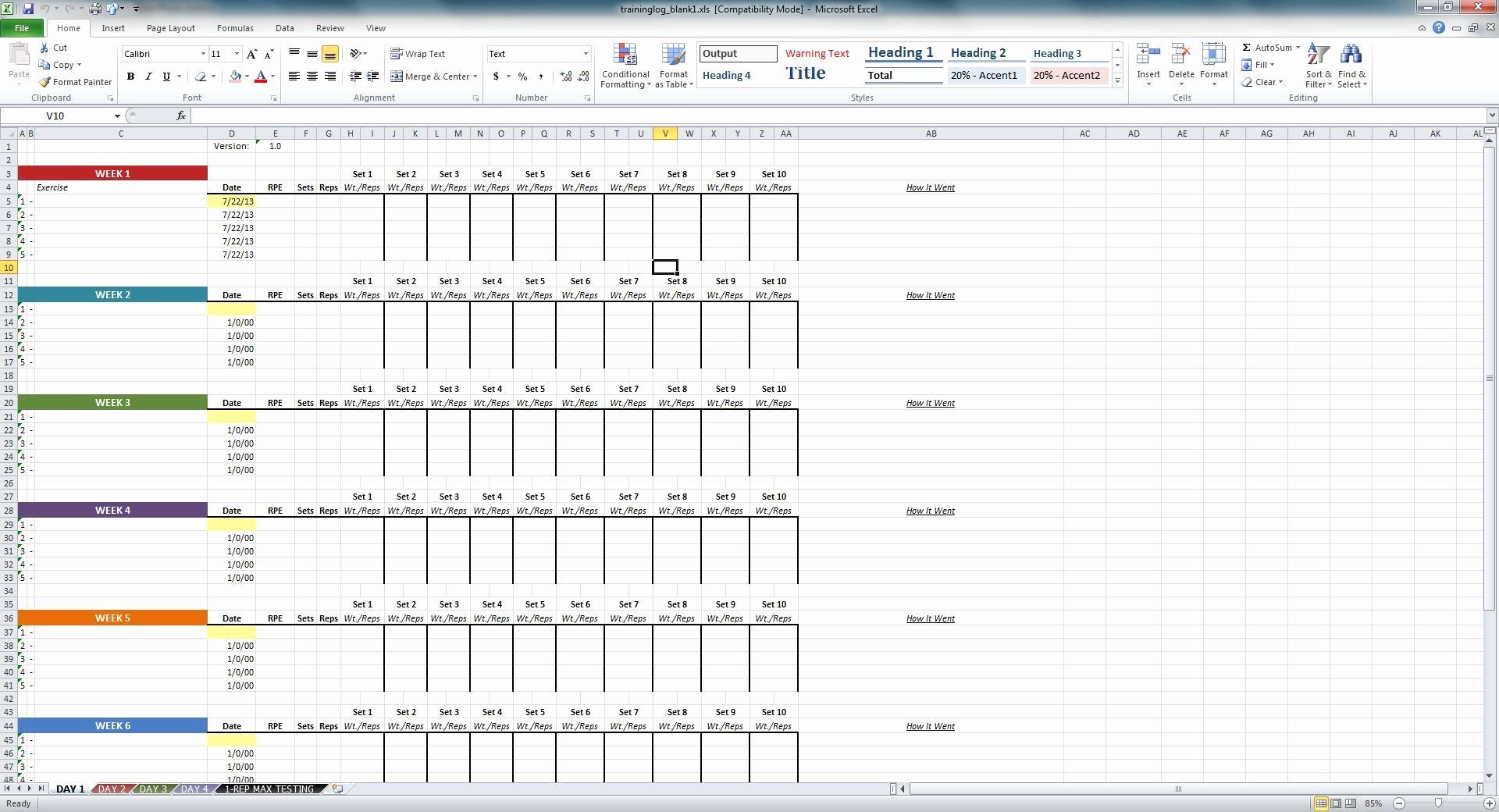 Training Matrix Template Excel Elegant Excel Training Matrix Examples Spreadsheets Training