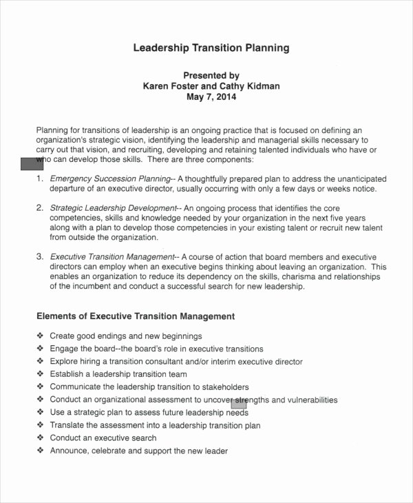 Transition Management Plan Template Lovely 7 Transition Plan Template Ai Psd Google Docs Apple