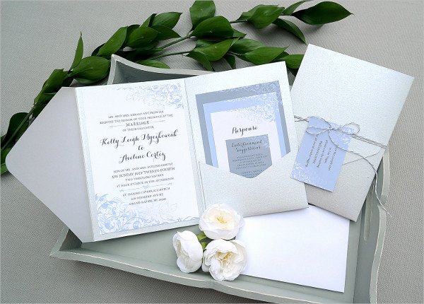 Tri Fold Invitations Template Inspirational Printable Wedding Invitations 82 Free Psd Vector Ai