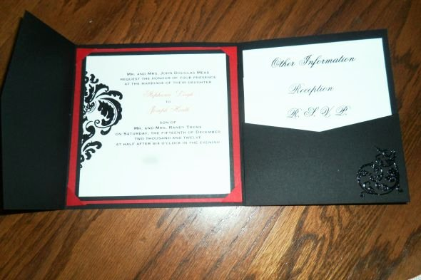 Tri Fold Invitations Template Lovely Our Diy Tri Fold Invitations