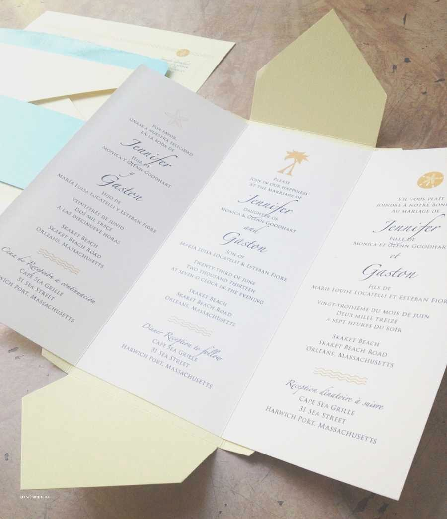 Tri Fold Invitations Template Unique Luxury Free Tri Fold Wedding Program Templates Creative