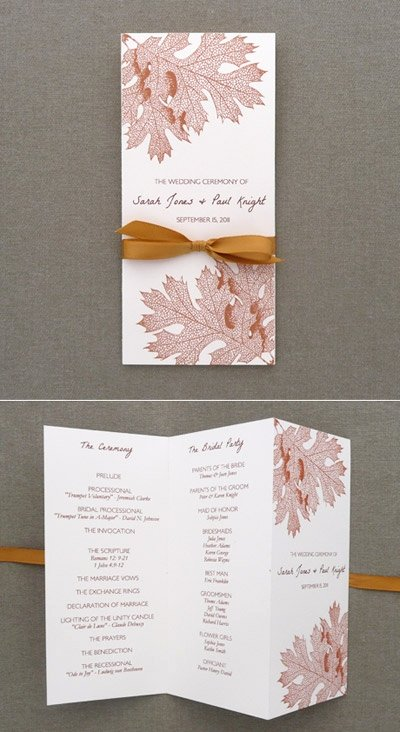 Tri Fold Invitations Template Unique Trifold Wedding Program Template Invitation Template