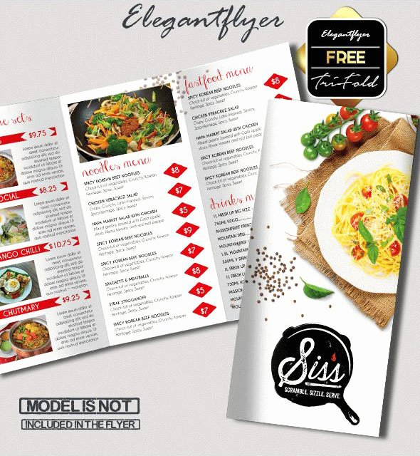 Tri Fold Menu Template Awesome 69 Premium and Free Psd Tri Fold & Bi Fold Brochures
