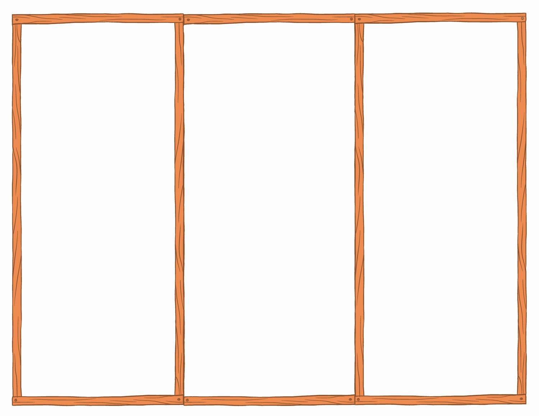 Tri Fold Template Free Beautiful Free Tri Fold Brochure Templates