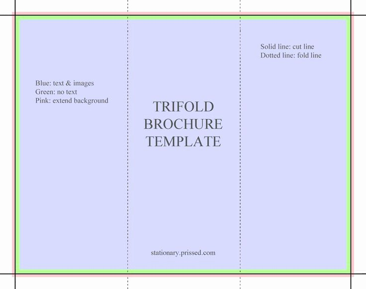 Tri Fold Template Free Inspirational Blank Tri Fold Brochure Template Csoforumfo