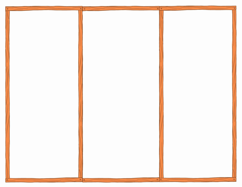 Tri Fold Template Free Unique Blank Brochure Templates Mughals