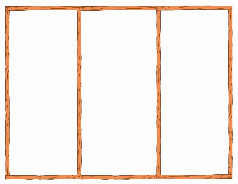 Tri Fold Template Free Unique Word Tri Fold Template Blank Tri Fold Brochure Template